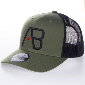 AB Lifestyle Retro Trucker Cap Basic