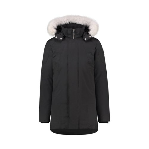Purewhite Premium Jacket Long White Fur