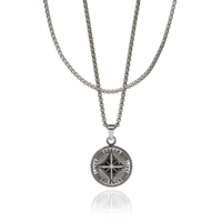 Compass Silver Layerup
