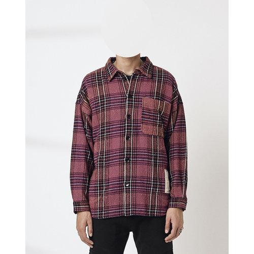 PREACH Oversized Check Shirt