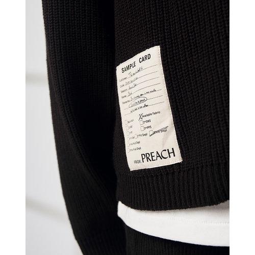 PREACH Oversized Knit Sweater