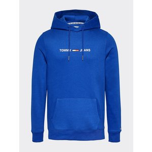 Tommy Jeans TJM Straight Small logo hoodie