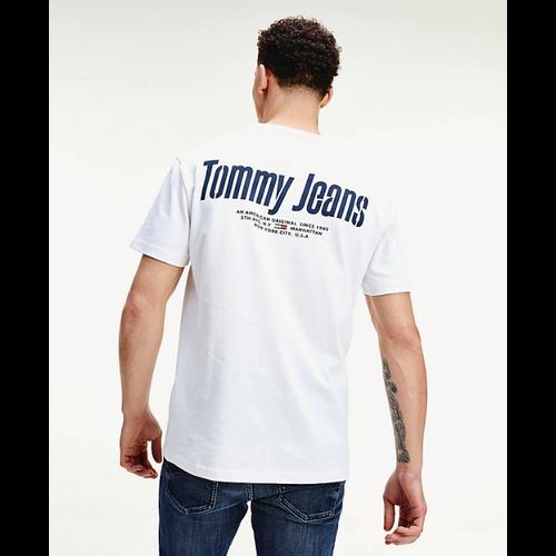 Tommy Jeans TJM TEXT BACK LOGO T