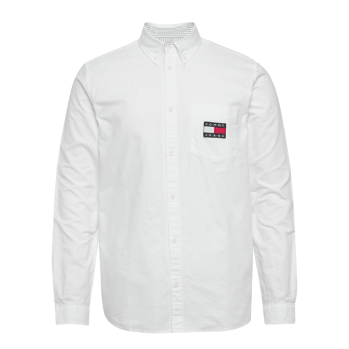Tommy Jeans TJM OXFORD BADGE SHIRT