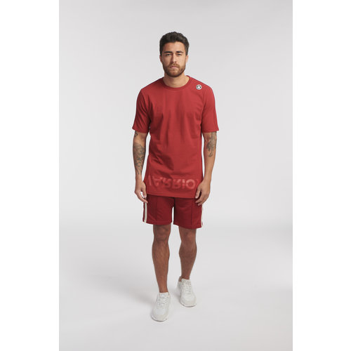 OWWW DIVO ss Tee Red