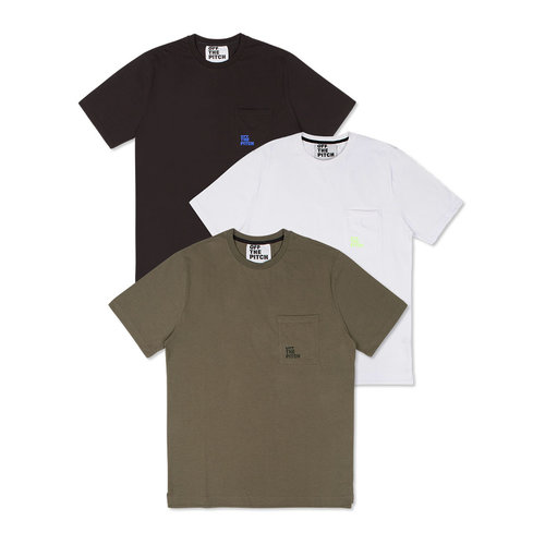 Off The Pitch 3-Pack - Corporate Tees