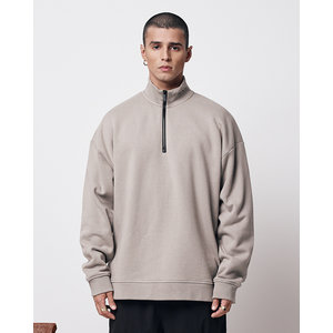 PREACH HalfZip Turtleneck