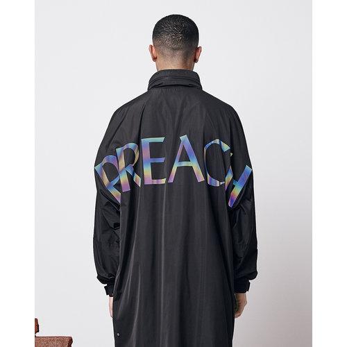PREACH Hooded raincoat