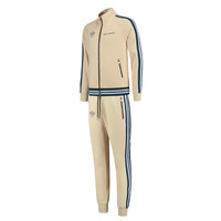 ribbed tape tracksuit