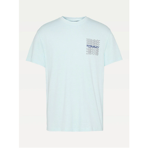 Tommy Jeans TJM Repeat Logo Tee