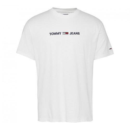 Tommy Jeans TJM Straight Logo Te
