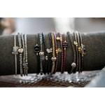 Pimps & Pearls Pimps&Pearls Mini Rocks Pull Bracelet