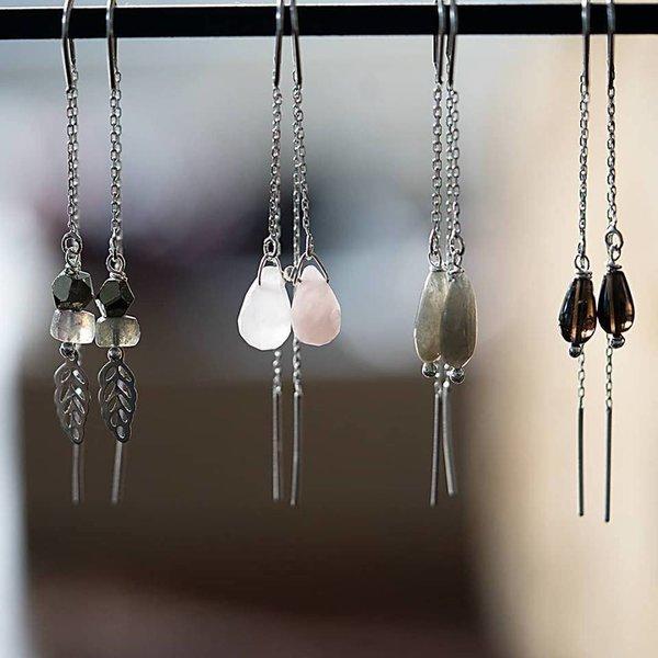 Pimps & Pearls Pimps&Pearls Fine Earchain