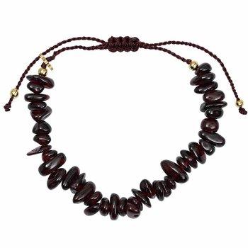 Pimps & Pearls Pimps&Pearls Fine Pull Bracelet Gems