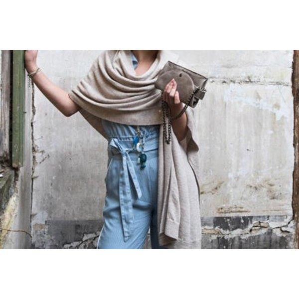 Pimps & Pearls Pimps & Pearls Sjaal Caban Fine Knit