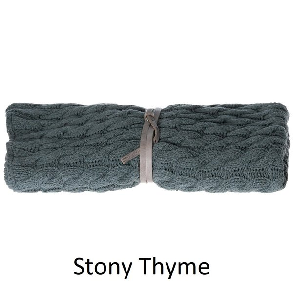PimpsandPearls PimpsandPearls  Sjaal Cable Knit XL