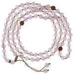 PimpsandPearls Mala Necklace XL Rose Quartz