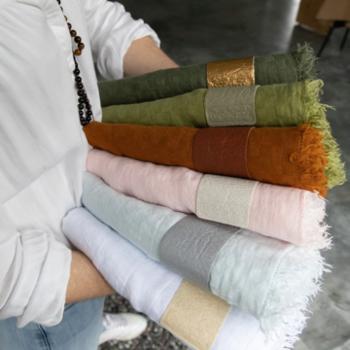 PimpsandPearls sjaals