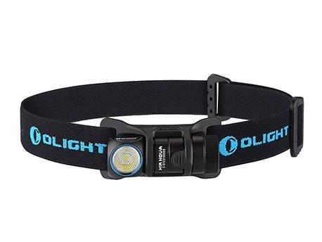 Olight Olight H1R NOVA oplaadbare hoofdlamp/zaklamp
