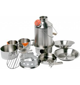 Kelly Kettle Ultimate Base kit RVS 1.6L