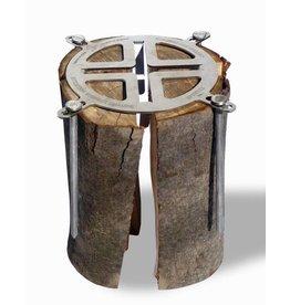 Sportes MITI-001 log stove