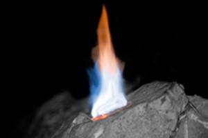 Utility flame Utility Flame fire gel