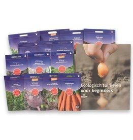 Biologisch zadenpakket moestuin