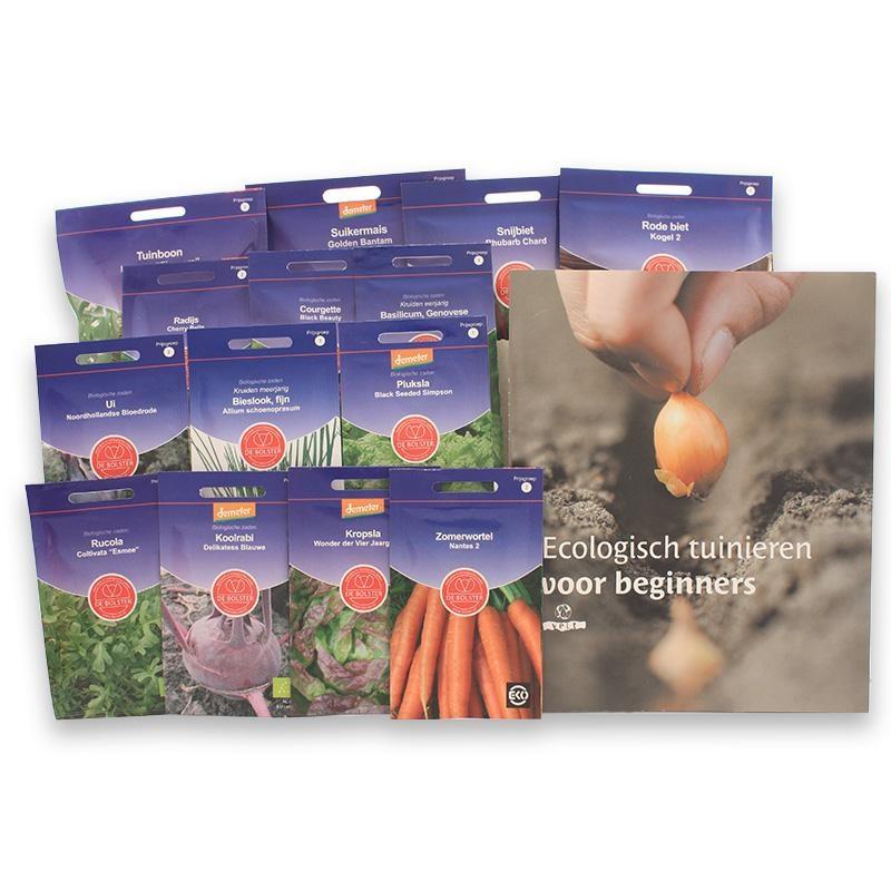 bolster Biologisch zadenpakket moestuin