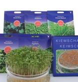 bolster Biologisch zadenpakket kiemgroenten