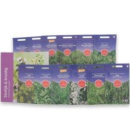 Biologisch zadenpakket kruiden