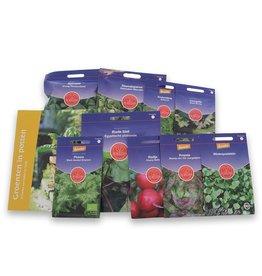 Biologisch zadenpakket de stad