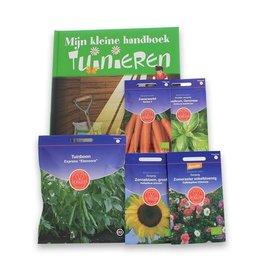Biologisch zadenpakket voor kinderen