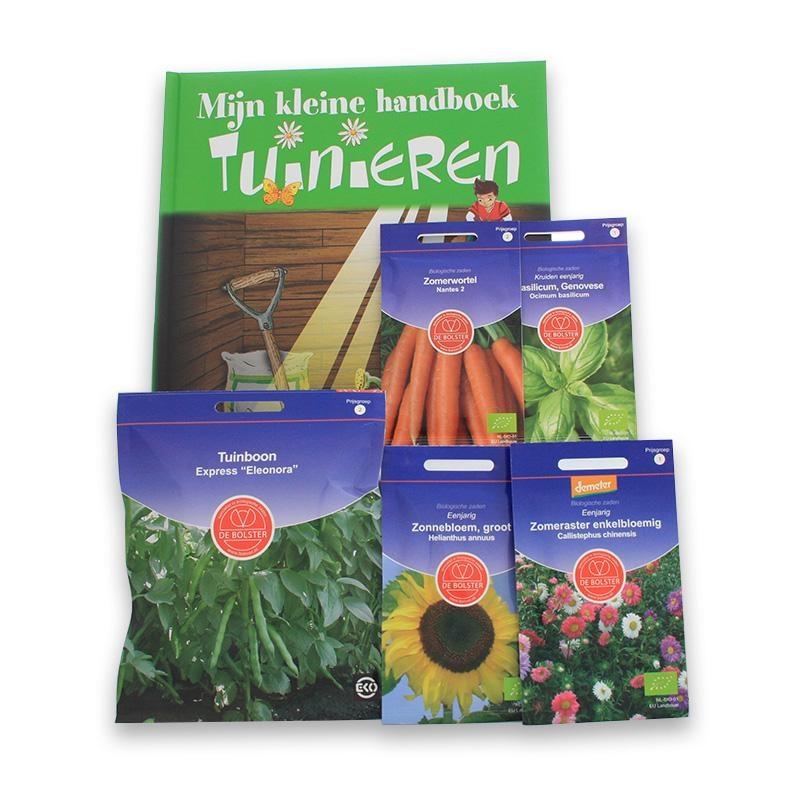 bolster Biologisch zadenpakket voor kinderen