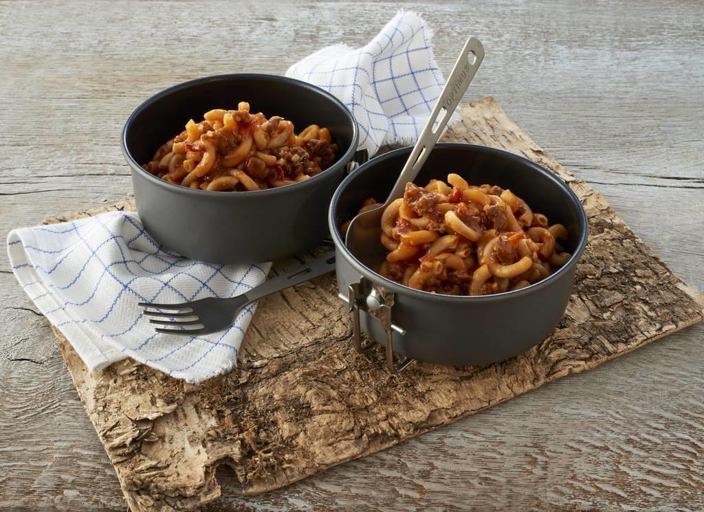 Trek'n Eat Trek'n Eat Pittige Rundvlees casserole met noodels