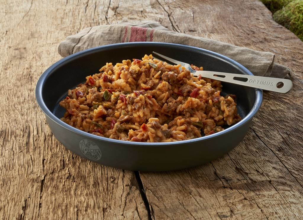 Trek'n Eat Trek'n Eat Balkan Risotto