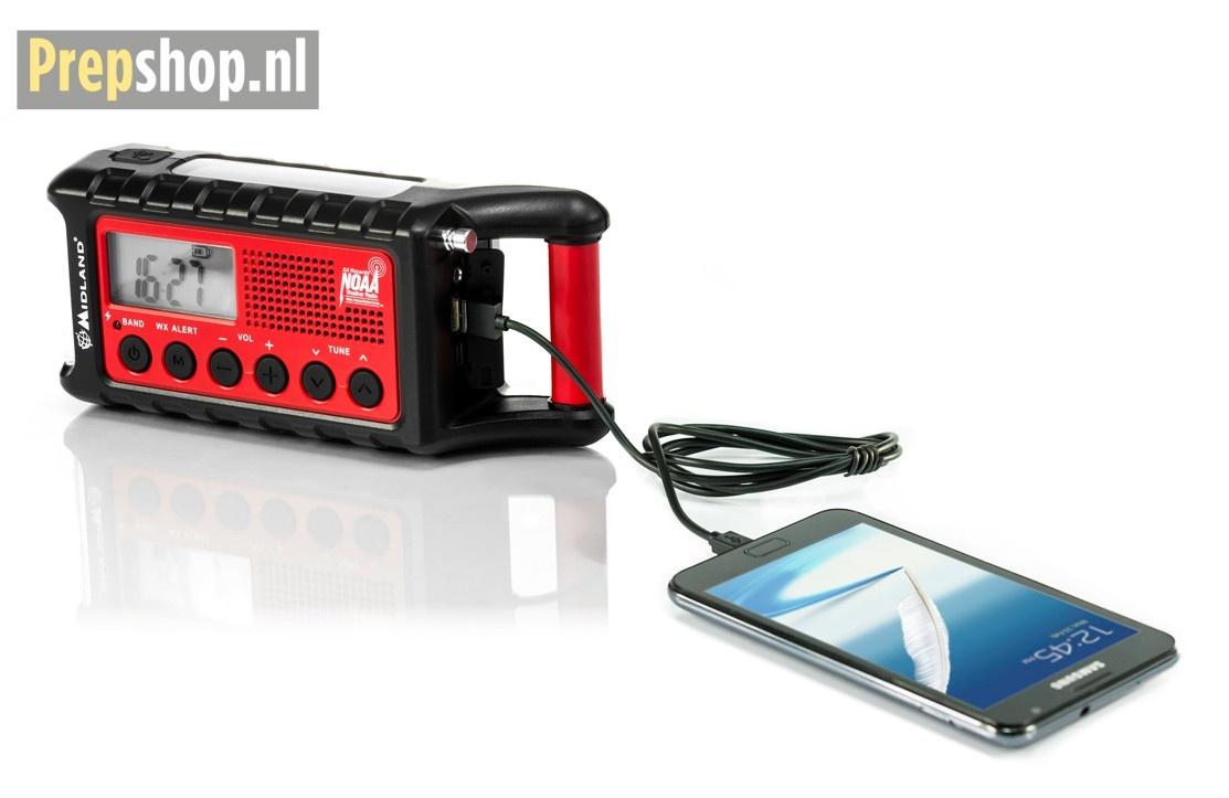 Midland Midland ER300 noodradio