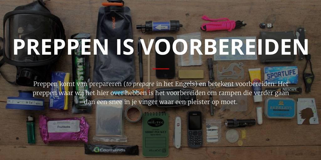 Preppen voor beginners: inspiratie op preppen.nl
