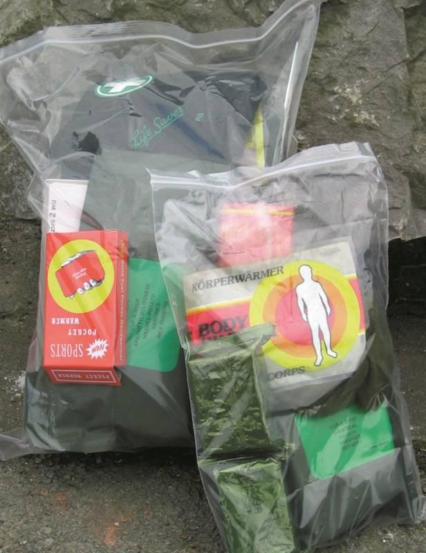 BCB adventure Waterdichte ziplock zakken. lockbags 10x