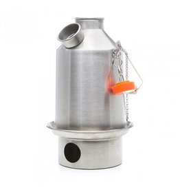 Kelly Kettle Scout Roestvrij staal 1,2L