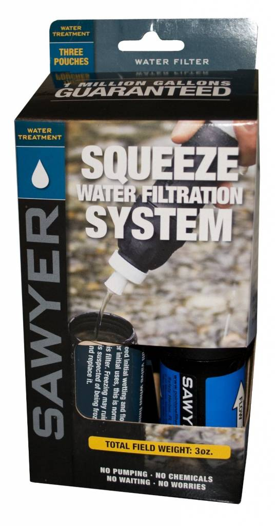 Sawyer Sawyer PointOne Squeeze [SP129] waterfilter