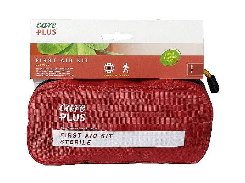 Care Plus Care plus first aid kit sterile EHBO