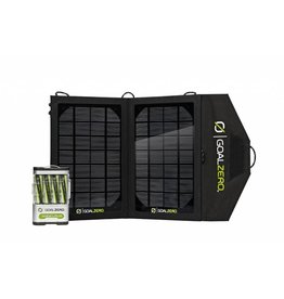 Goalzero Guide 10 Plus Solar Kit