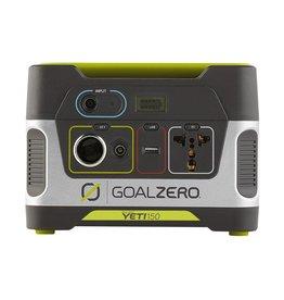 Goalzero Yeti 150 solar generator