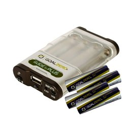 Goalzero Guide 10 plus Charger met 4 AA batterijen