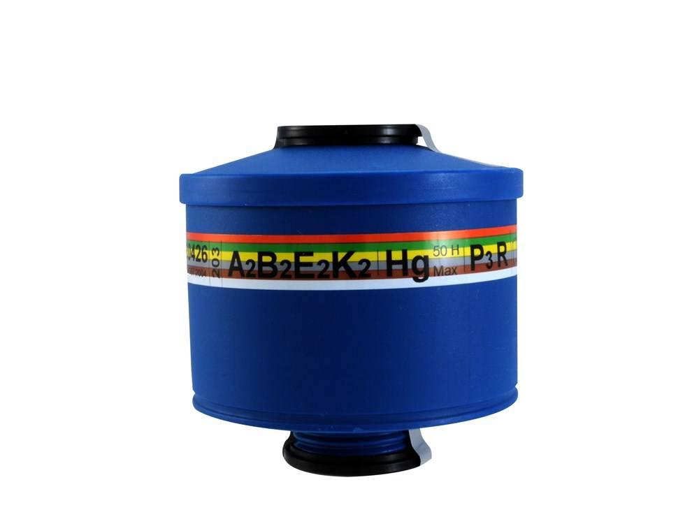 Spasciani Spasciani combinatiefilter A2B2E2K2 HG P3R