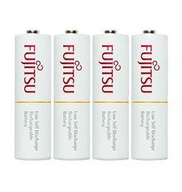 Fujitsu oplaadbare batterijen 4-stuks