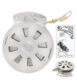 Yoyo automatic fishing reel / automatische vislijn