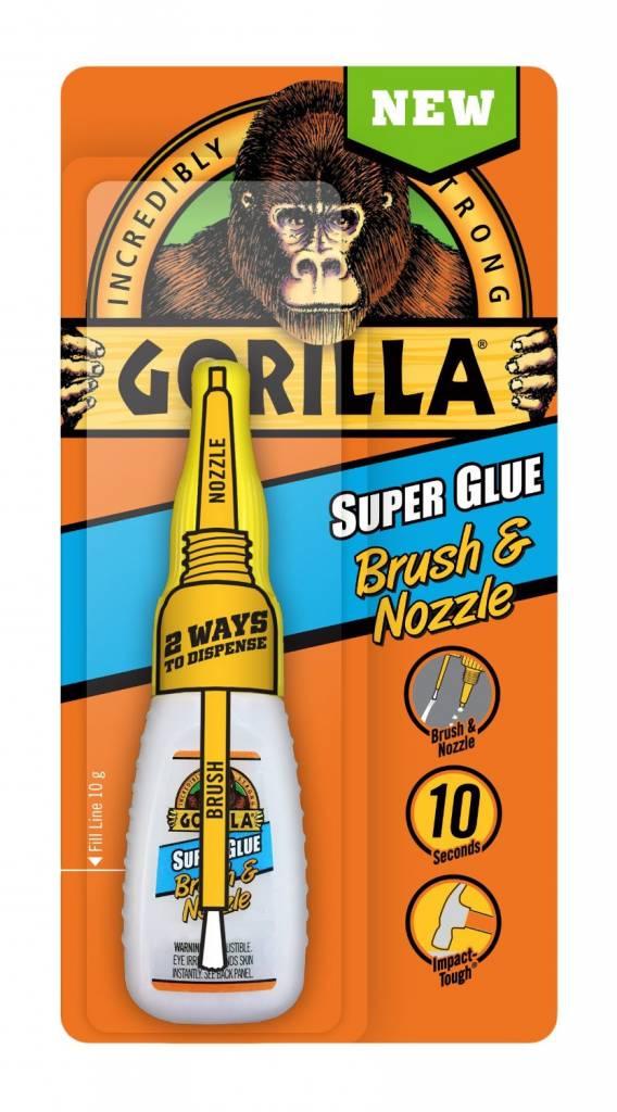 Gorilla Gorilla Brush and Nozzle