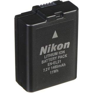 Nikon Accessoires Nikon EN-EL21 lithium-ion batterij