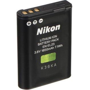 Nikon Accessoires Nikon EN-EL23 lithium-ion batterij